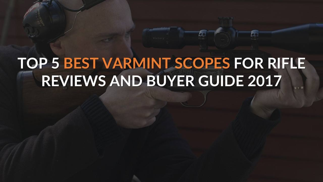 Top 5 Best Varmint Scope For Rifle – Reviews and Buyer Guide 2019